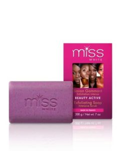 Miss White Beauty Active Exfoliating Soap